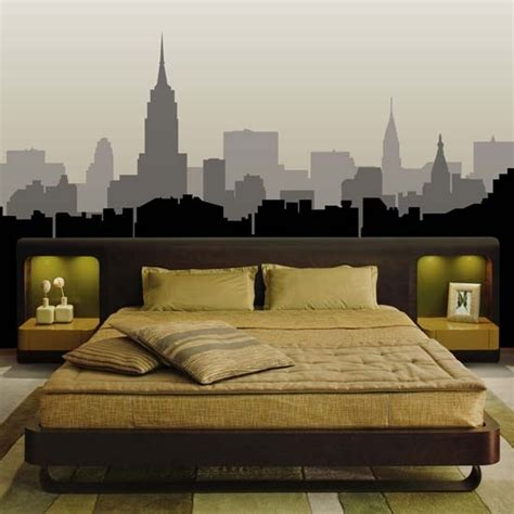 new york skyline bedroom ideas 273 best images about new york on pinterest nyc new