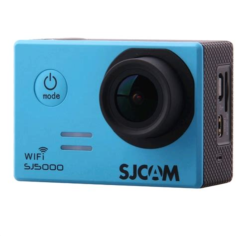 Sjcam Hd sjcam sj5000 wifi hd sports blue expansys