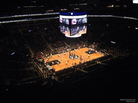 Barclays Center Section 227 by Barclays Center Section 227 Nets