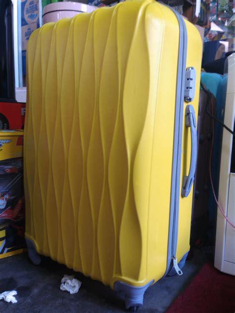 Tas Koper Softcase B Roda 2 Sedang Tidak Rusak Original jual koper besar kecil sedang fiber kain roda tas travelling murah kuat motor mini