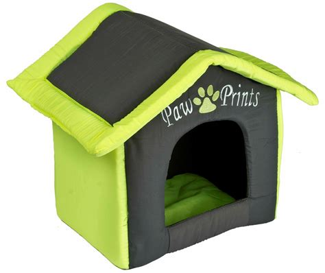 indoor soft dog house dog cat pet kennel soft cosy cushioned house pillow collapsible indoor shelter ebay