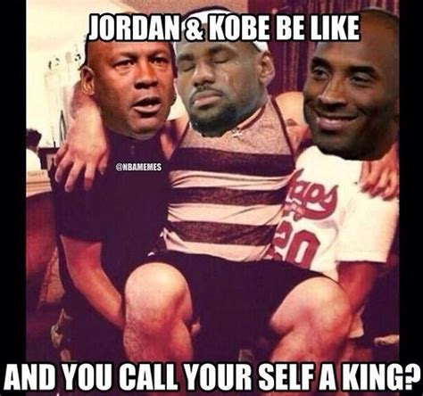 Lebron Kobe Jordan Meme - 15 must see lebron james funny face pins lebron james