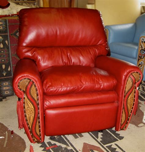 Cowhide Recliner The Ultimate Recliner Leather Cowhide