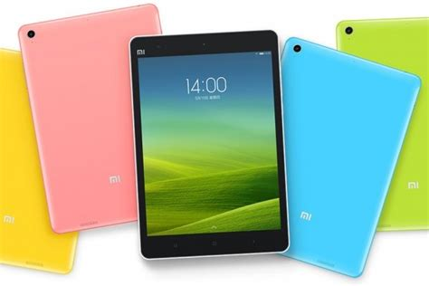 Tablet Android Xiaomi xiaomi windows 10 tablet might launch later this year