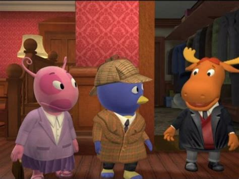 Backyardigans Voices Quot The Backyardigans Quot Whodunit Tv Episode 2006 Imdb