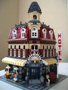 Building A Bar Top Lego Cafe Corner 10182 A Photo On Flickriver