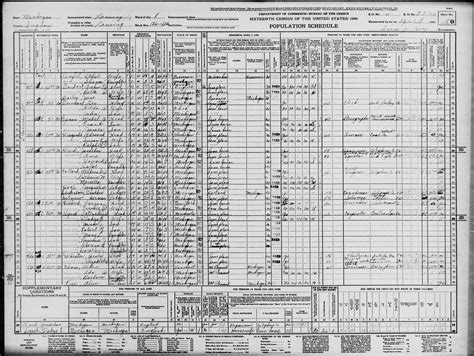 Lansing Michigan Birth Records Genealogy Data Page 1 Notes Pages