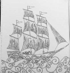 inky mandalas mix themed 1519622503 lost ocean an inky adventure and coloring book for adults basford 9780143108993