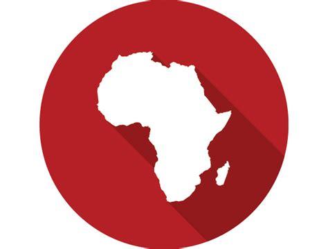 africa map logo map logo clipart best