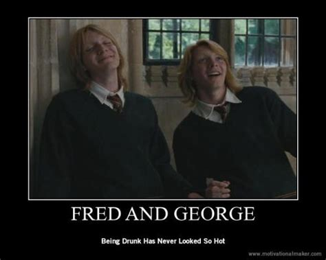 Fred Meme - fred and george weasley funny quotes quotesgram