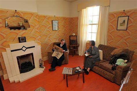 1930s home interiors 1930s interiors weren t all black gold and drama