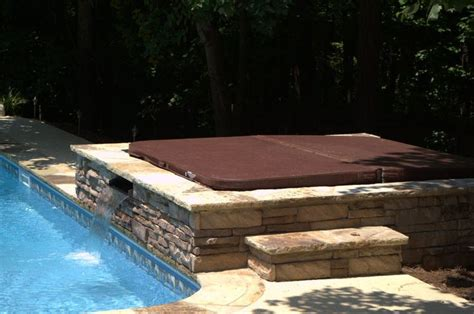 Backyard Vacation Pools Spas 145 Best Images About Backyard Vacations By Brown S Pools