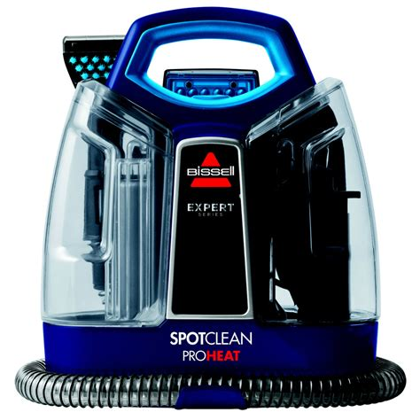 bissell spotclean portable carpet upholstery cleaner shop bissell spotclean proheat 0 289 gallon portable