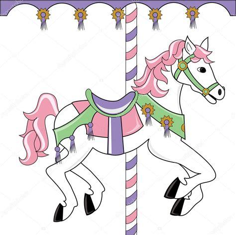 cavallo clipart immagini clipart cavallo carosello illustrazione di