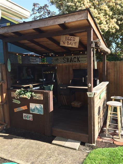 Sheds Barbecue by Bbq Shack Bar This And