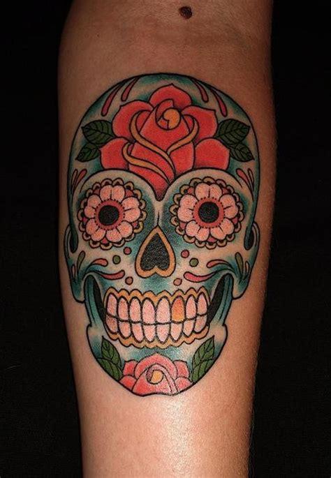 Mesmerizing Mexican Sugar Skull Tattoo Collection Sugar Skull Tattoos
