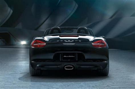 Porsche Boxster Black Edition by Porsche 911 και Boxster Black Edition Automotors Gr