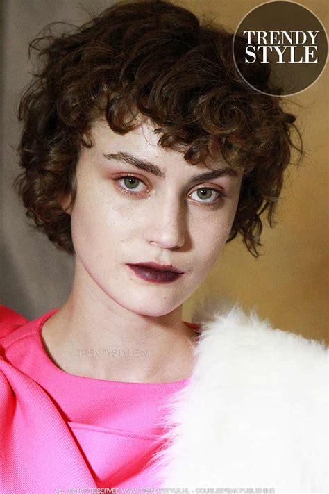 Haarstijl Edith by Kapseltrends 2017 Copy The Look Edith Piaf Kapsel Met