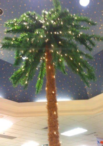 lighted palm tree artificial lighted palm trees indoor outdoor mini more involvery reviews