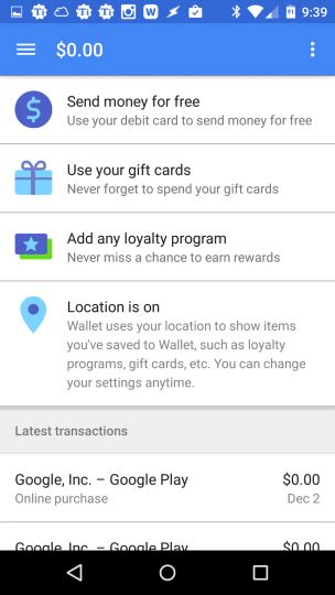 Are Amc Gift Cards Accepted At Regal - some google wallet users seeing gifts pocketables