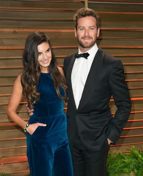 Armie Hammer: Expecting First Child with Elizabeth