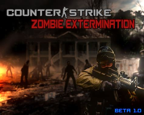 zombie counter tutorial counter strike zombie extermination beta 1 0 released