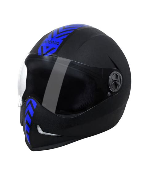 Fullface Helmet Sticker by Steelbird Full Face Helmet Adonis Dashing Cool With