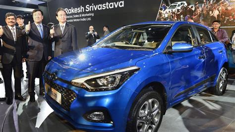 Hyundai Venue 2020 Price by Auto Expo 2018 Hyundai To Launch 9 Models Including An
