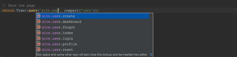 format date laravel blade 优雅的使用 phpstorm 来开发 laravel 项目 懂客 dongcoder com