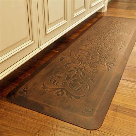 Kitchen Comfort Rugs by Frontgate Comfort Mat In Antique Kitchen Re Do