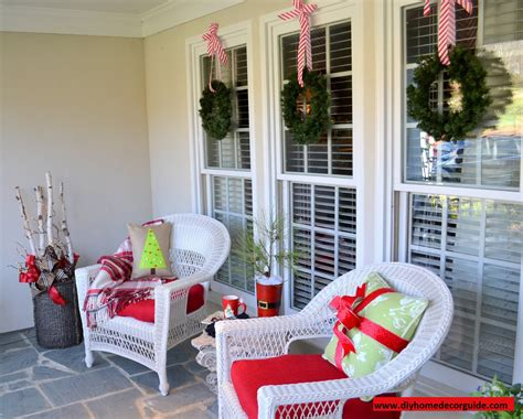 Outdoors Home Decor by 20 Diy Outdoor Christmas Decorations Ideas 2014