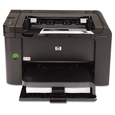 superwarehouse laserjet pro p1606dn laser printer with auto duplex printing