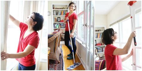 cleaning the house house cleaner habits secrets of a housekeeper