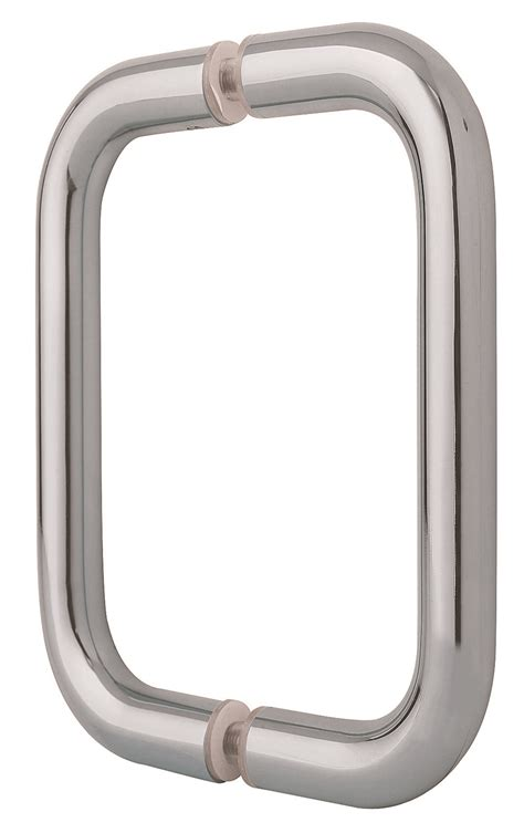 Shower Door Pull Handles Shower Door Pull Handles In Chrome Finish