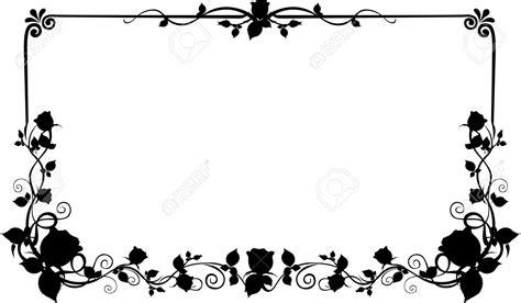 Cadre Photo Noir Et Blanc by Cadre Fleur Noir Et Blanc Vap Vap