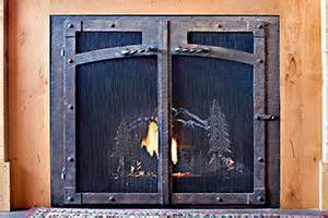 rustic fireplace doors rustic kitchen design ideas ironhaus