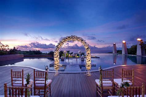 wedding bali banyan tree ungasan gt ungasan gt bali hotel and bali villa