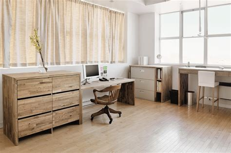 Home Office Furniture Montreal Splendid Ultra Modern Office Furniture With Built In Storage Sisal Rug