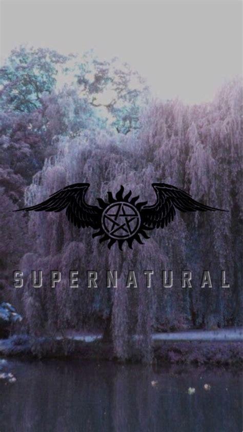 supernatural backgrounds supernatural wallpaper iphone 58 images