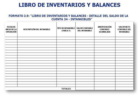 finalidad del libro inventario y de balance libros vinculados a asuntos tributarios cpc jorge luis de