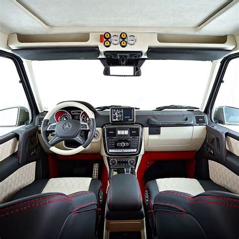 mercedes truck 6x6 interior mercedes 6x6 amg g63 truck review best trucks
