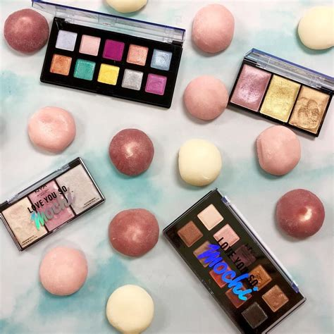 Nyx You So Mochi introducing nyx you so mochi palettes testnreview