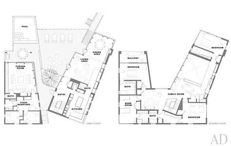 geometric house plans architecture a geometric htons house by leroy street studio and thad hayes design