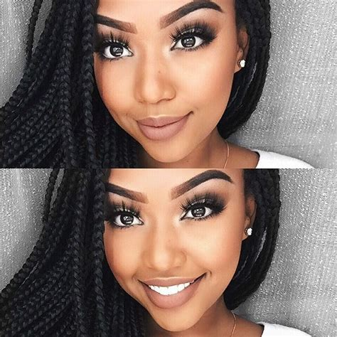 Black Hair Gallery Of Pictures by 971 Best Images About Box Braids On Big Box
