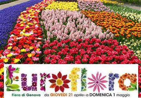 fiera dei fiori genova euroflora torna a genova la citt 224 si vestir 224 con piante e