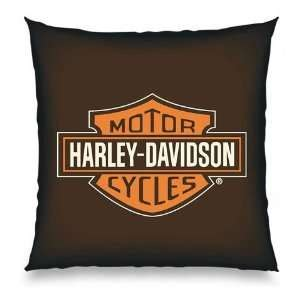 Home Accent Decor harley davidson pillow bedding accent decorative throw