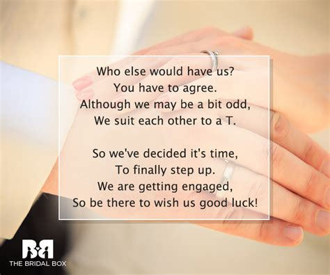 Upcoming Wedding Announcement by 7 Well Put Engagement Invitation Quotes