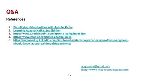 tutorialspoint data science kafka seattle data science and data engineering meetup