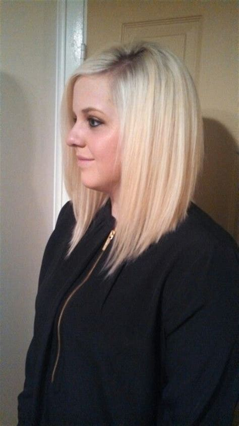 will an angled bob make my face look skinny 32 best long angeled bobs images on pinterest make up