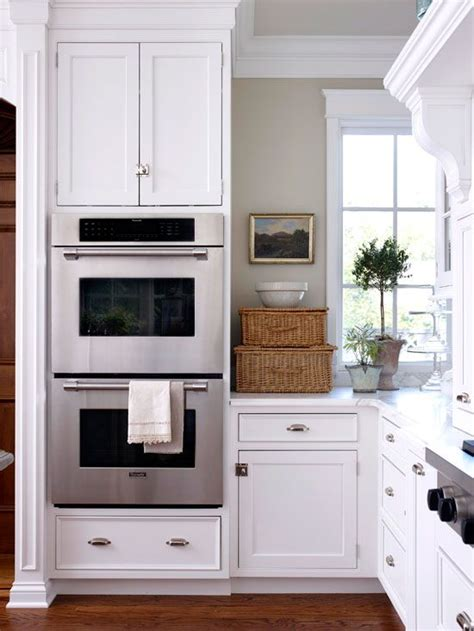 double oven kitchen design cabinets countertops and kitchen white on pinterest